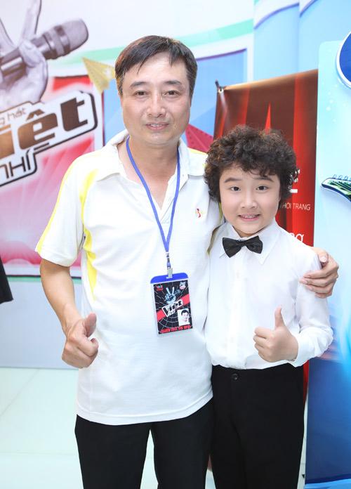 """""""Đột nhập"""" hậu trường Chung kết The Voice Kids - 14"""
