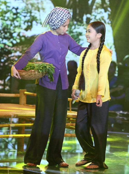 Cô bé Bình Định đăng quang The Voice Kids - 10