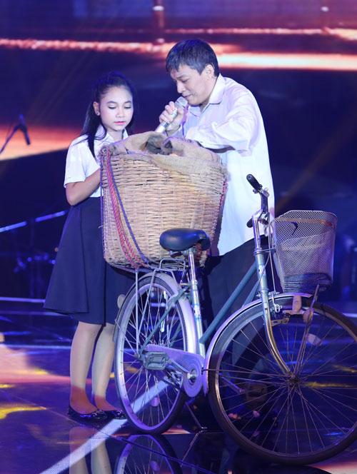 Cô bé Bình Định đăng quang The Voice Kids - 9
