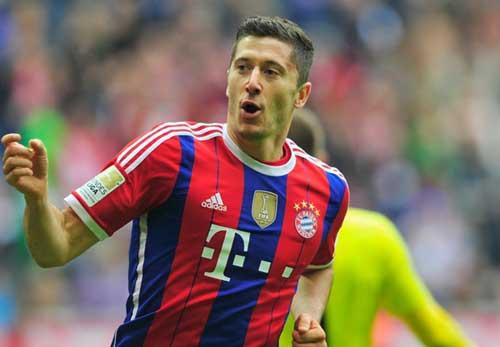Bayern – Hannover: Song tấu Lewandowski – Robben - 1