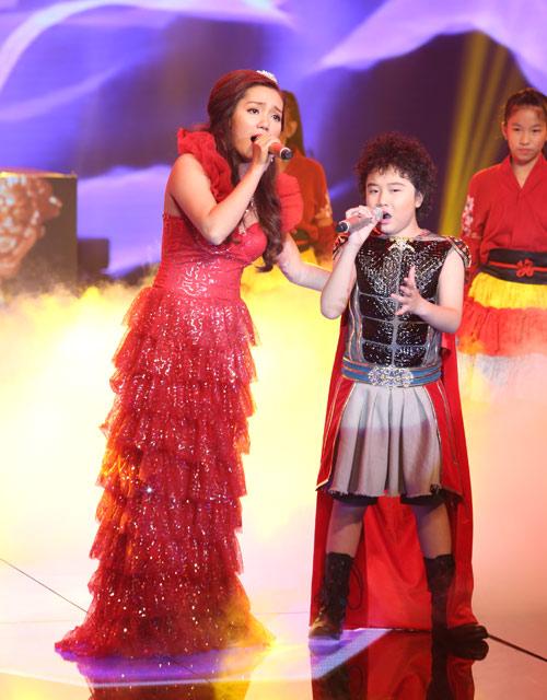 Cô bé Bình Định đăng quang The Voice Kids - 7