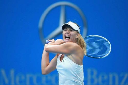Tin hot kiều nữ tennis: Người đẹp Bouchard quá vui - 5