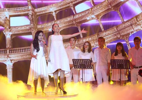 Cô bé Bình Định đăng quang The Voice Kids - 6