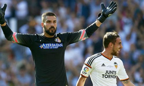 Valencia - Atletico: 10 phút điên rồ - 1