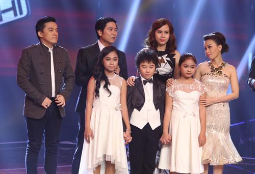 Cô bé Bình Định đăng quang The Voice Kids - 4