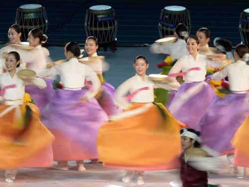 Lễ bế mạc ASIAD 17: Ấn tượng, đậm bản sắc văn hóa Hàn Quốc - 1