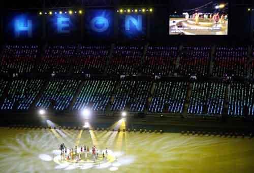 Lễ bế mạc ASIAD 17: Ấn tượng, đậm bản sắc văn hóa Hàn Quốc - 2