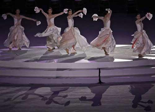 Lễ bế mạc ASIAD 17: Ấn tượng, đậm bản sắc văn hóa Hàn Quốc - 4