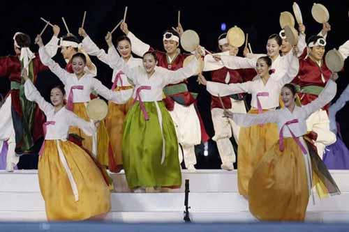 Lễ bế mạc ASIAD 17: Ấn tượng, đậm bản sắc văn hóa Hàn Quốc - 5