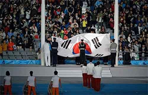 Lễ bế mạc ASIAD 17: Ấn tượng, đậm bản sắc văn hóa Hàn Quốc - 7