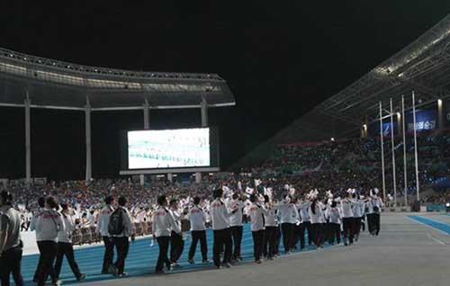 Lễ bế mạc ASIAD 17: Ấn tượng, đậm bản sắc văn hóa Hàn Quốc - 9
