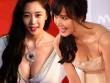 Váy khoe ngực của sao Hàn ngập tràn Liên hoan Busan