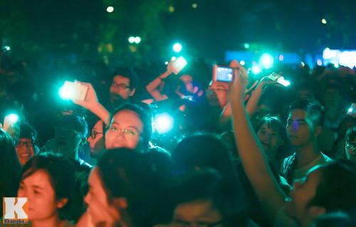 Giới trẻ Hà thành cuồng nhiệt với Festival âm nhạc 2014 - 6