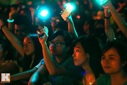 Giới trẻ Hà thành cuồng nhiệt với Festival âm nhạc 2014 - 9