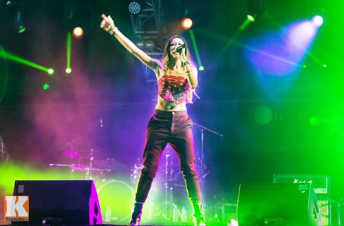 Giới trẻ Hà thành cuồng nhiệt với Festival âm nhạc 2014 - 1