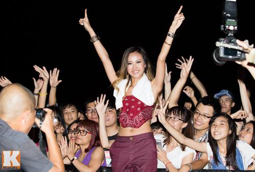 Giới trẻ Hà thành cuồng nhiệt với Festival âm nhạc 2014 - 13