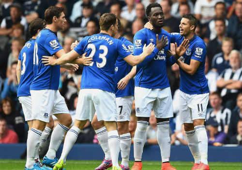 """MU – Everton: Bài """"test"""" hàng phòng ngự - 2"""