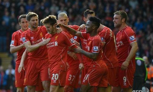 """Liverpool đã thắng, HLV Rodgers đưa Henderson """"lên mây"""" - 1"""