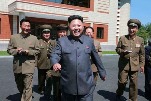 Quan chức Triều Tiên: Kim Jong Un không có vấn đề gì - 1