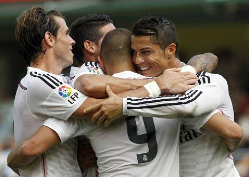 Real – Bilbao: CR7 đã ổn, sẵn sàng cho đại tiệc - 2