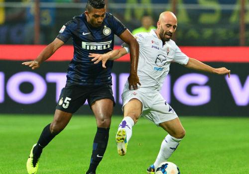 Fiorentina - Inter Milan: Tìm lại niềm vui - 1
