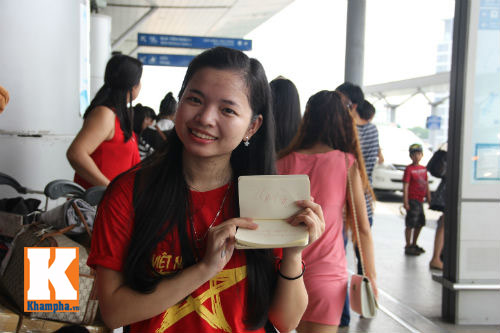 Fan hò reo tiễn U19 VN đi Myanmar so tài giải châu Á - 13