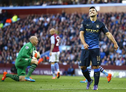 Man City lên nhì bảng: Đẳng cấp và vận may - 2