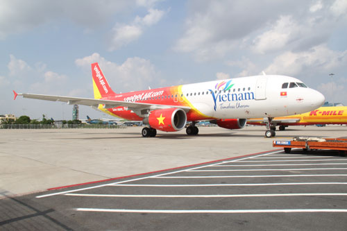 Nhiều chuyến bay của VietJet Air phải hủy vì... chim - 1