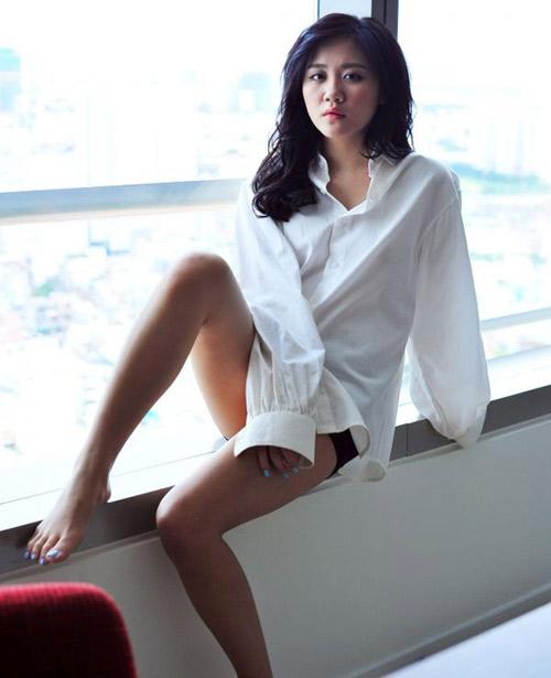 4 cách đối phó với quần ngắn của người đẹp Việt - 7
