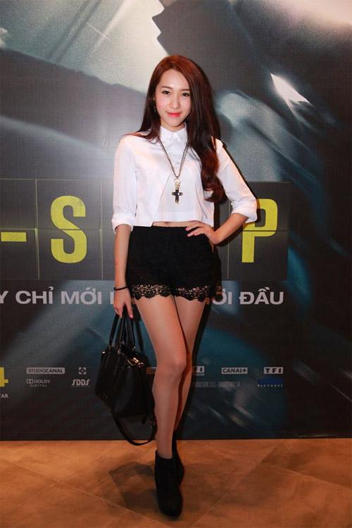 4 cách đối phó với quần ngắn của người đẹp Việt - 3