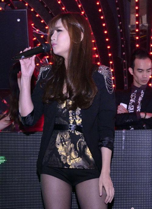 4 cách đối phó với quần ngắn của người đẹp Việt - 4