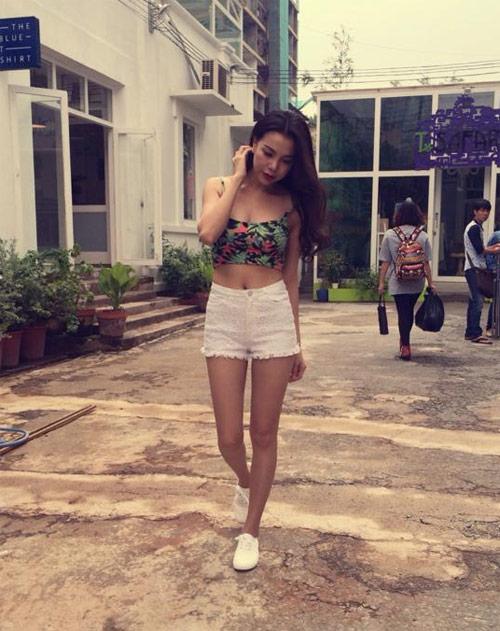 4 cách đối phó với quần ngắn của người đẹp Việt - 9
