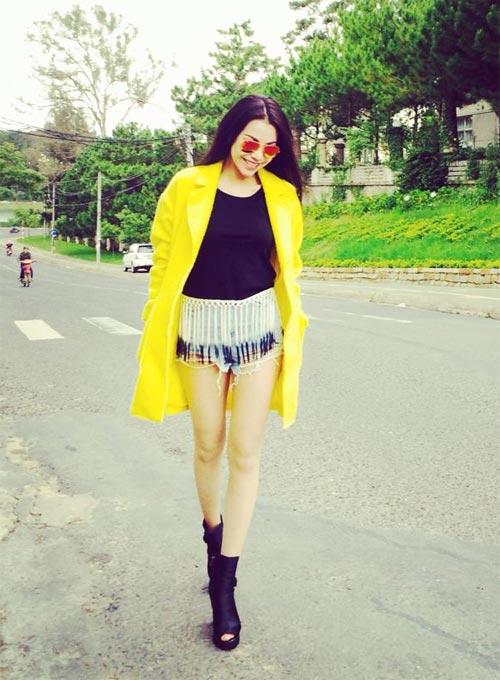 4 cách đối phó với quần ngắn của người đẹp Việt - 5