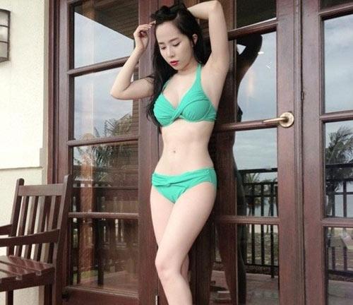 7 người đẹp Việt có vòng eo dưới 60cm - 10