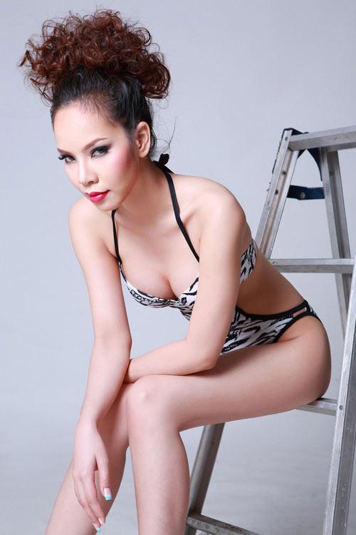 7 người đẹp Việt có vòng eo dưới 60cm - 16