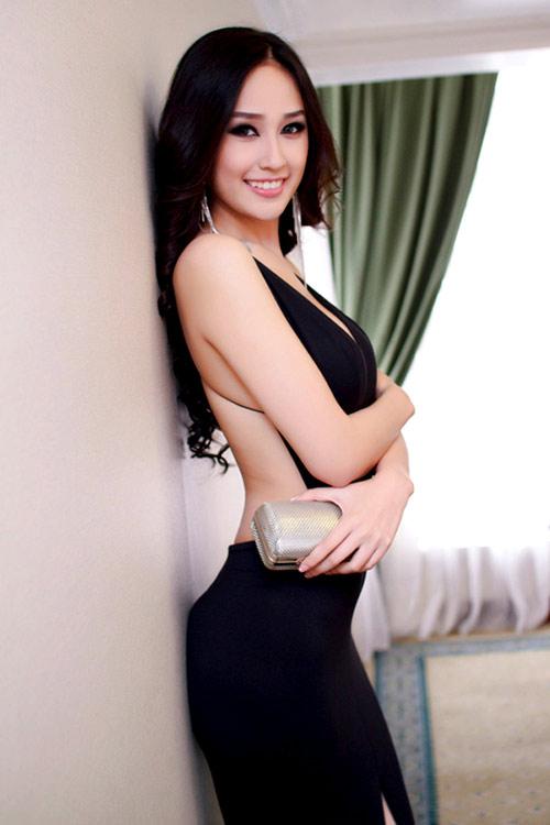 7 người đẹp Việt có vòng eo dưới 60cm - 14