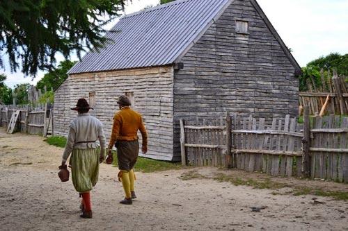 """Ghé thăm """"ngôi làng thế kỷ 17"""" Plimoth Plantation - 3"""