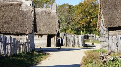 """Ghé thăm """"ngôi làng thế kỷ 17"""" Plimoth Plantation - 5"""