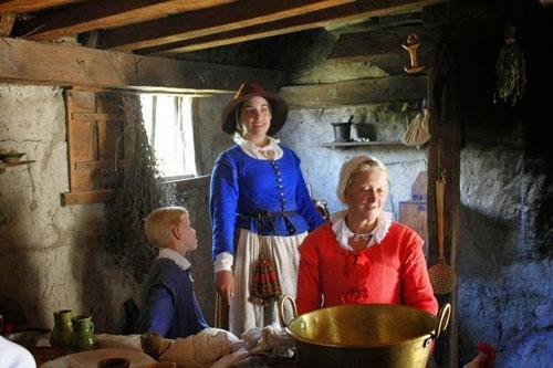 """Ghé thăm """"ngôi làng thế kỷ 17"""" Plimoth Plantation - 10"""