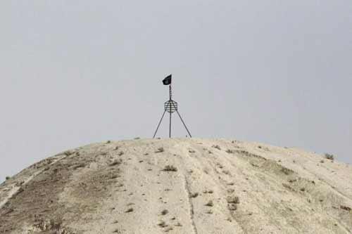 Taliban tại Pakistan thề trung thành với IS - 1
