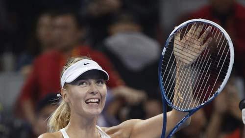 Sharapova – Kvitova: Vượt qua chông gai (CK China Open) - 1