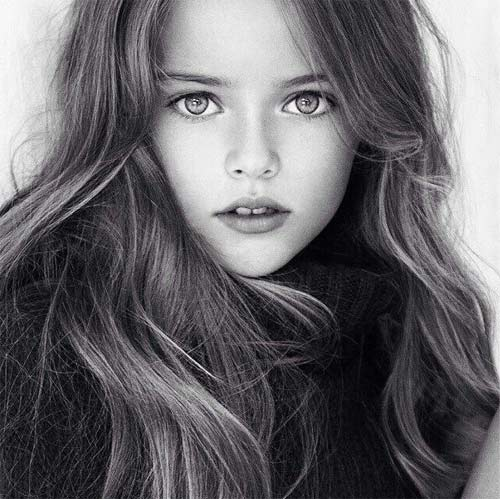 Vẻ đẹp thần tiên của cô bé xinh đẹp nhất nước Nga - 13