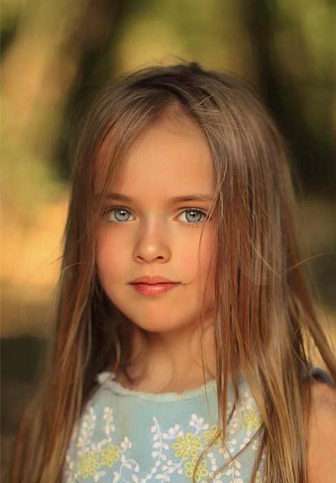 Vẻ đẹp thần tiên của cô bé xinh đẹp nhất nước Nga - 14