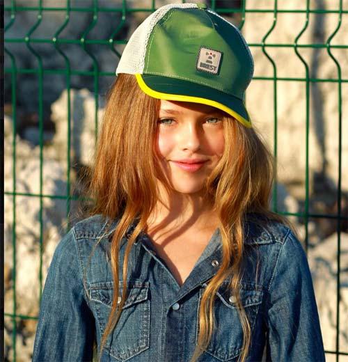 Vẻ đẹp thần tiên của cô bé xinh đẹp nhất nước Nga - 5