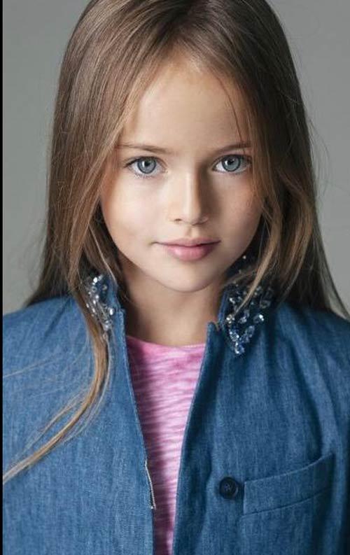Vẻ đẹp thần tiên của cô bé xinh đẹp nhất nước Nga - 8