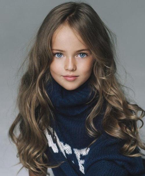 Vẻ đẹp thần tiên của cô bé xinh đẹp nhất nước Nga - 9