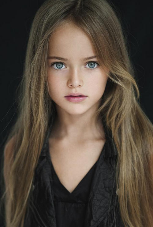 Vẻ đẹp thần tiên của cô bé xinh đẹp nhất nước Nga - 10