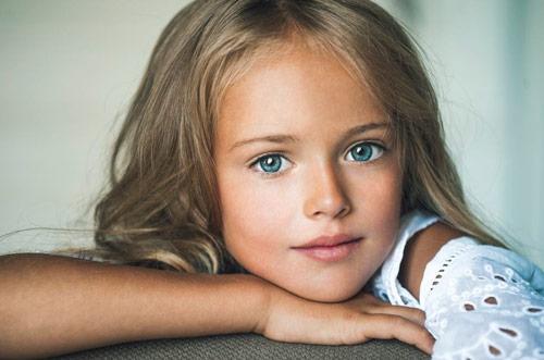 Vẻ đẹp thần tiên của cô bé xinh đẹp nhất nước Nga - 12