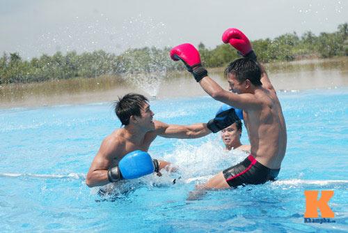 """Muay Thái: """"Độc cô cầu bại"""" Duy Nhất bị knock out - 8"""