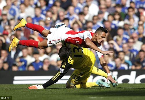 Chelsea – Arsenal: Ma trận của Mourinho - 1